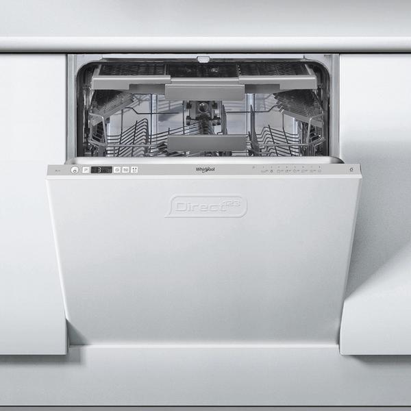Whirlpool WIC 3C26 F Integrerad