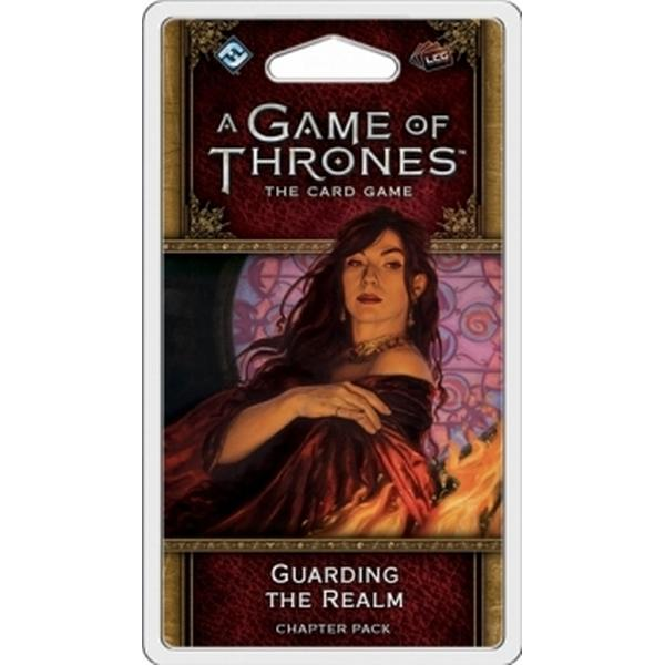 Fantasy Flight Games A Game of Thrones: Guarding the Realm