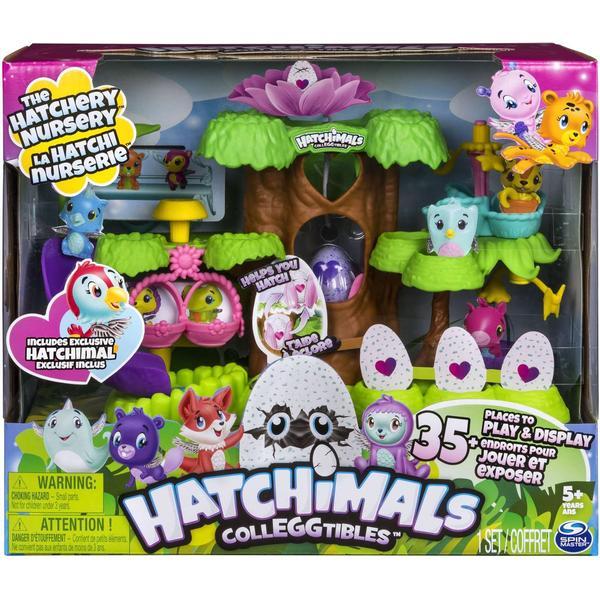 Spin Master Hatchimals Colleggtibles Nursery Playset