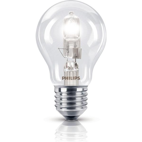 Philips Classic Halogen Lamp 42W E27 10 Pack