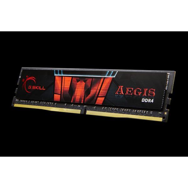 G.Skill Aegis DDR4 2400MHz 16GB (F4-2400C17S-16GIS)