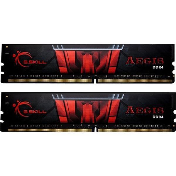 G.Skill Aegis DDR4 2400MHz 2x4GB (F4-2400C17D-8GIS)