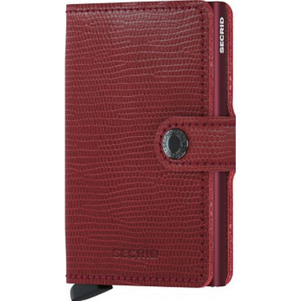 Secrid Mini Wallet - Rango Red Bordeaux