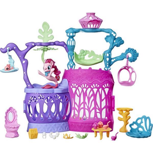 Hasbro My Little Pony the Movie Seashell Lagoon Set C1058