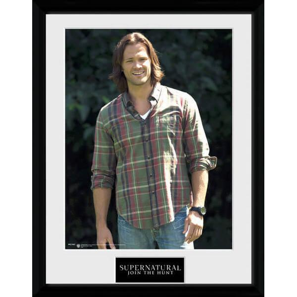 GB Eye Supernatural Sam 30x40cm Plakater