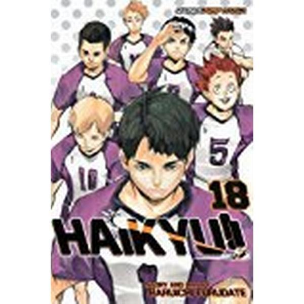 Haikyu!! 18 (Pocket, 2017)