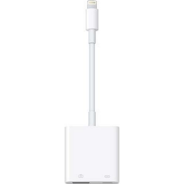 Apple Lightning - USB/USB C Adapter M-F