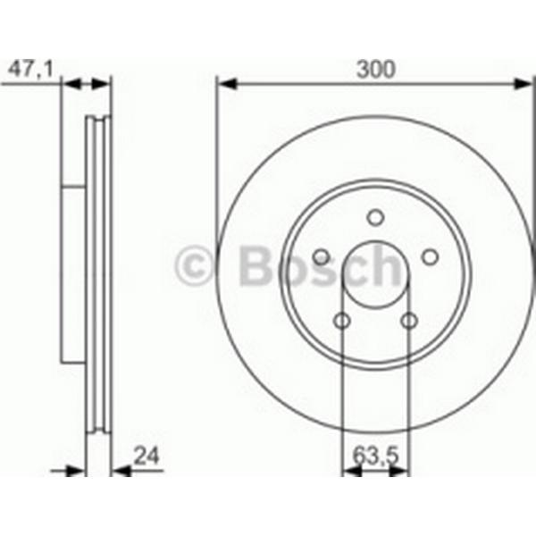 Bosch 0 986 479 S48