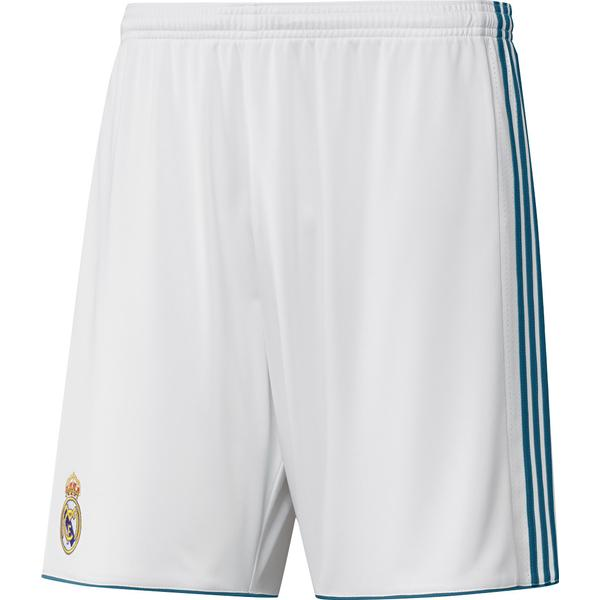 Adidas Real Madrid Home Shorts 17/18 Sr