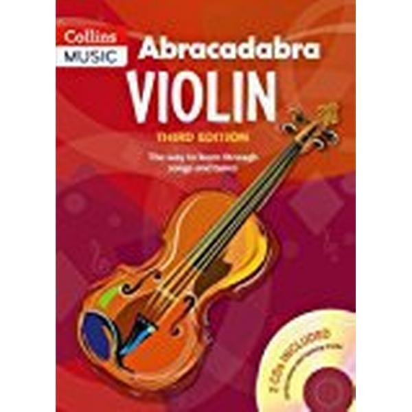 Abracadabra Violin Book 1 (Pupil's book + 2 CDs) (Övrigt format, 2009)