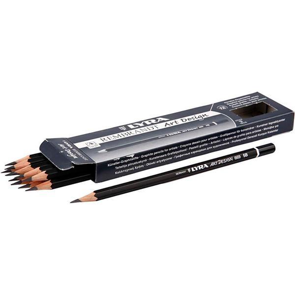 LYRA Art Design Drawing Pencils 12-pack