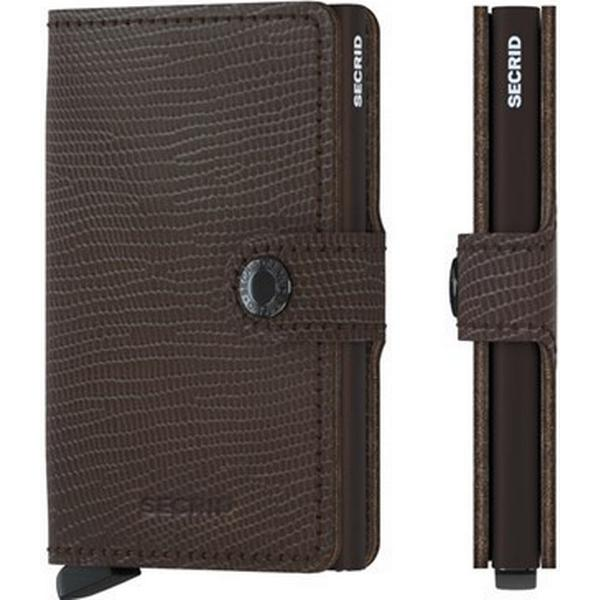 Secrid Mini Wallet - Rango Brown