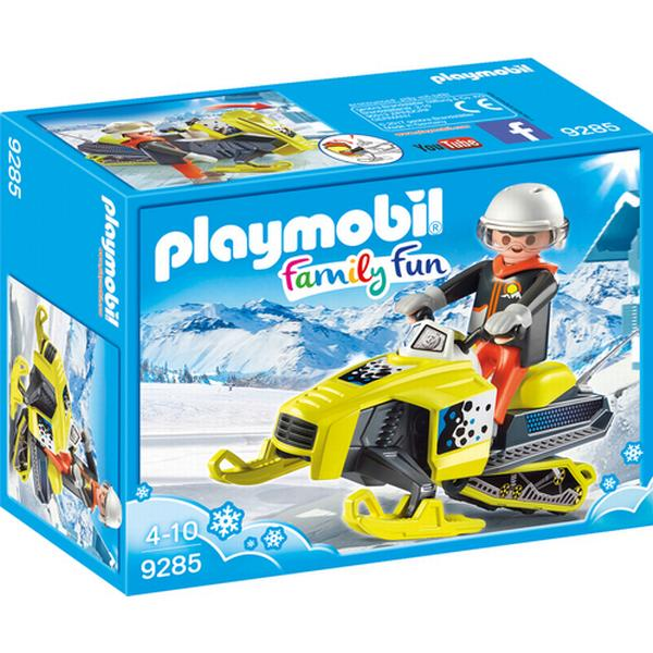 Playmobil Snowmobile 9285