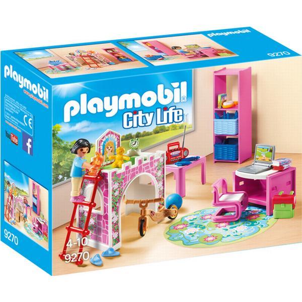 Playmobil Hyggeligt Børneværelse 9270