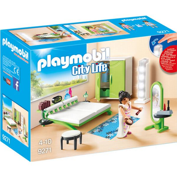 Playmobil Bedroom 9271