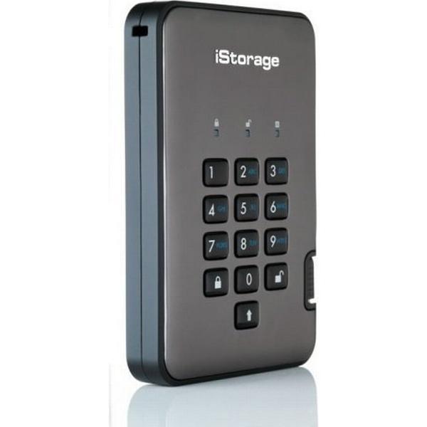 iStorage Diskashur Pro2 4TB USB 3.1