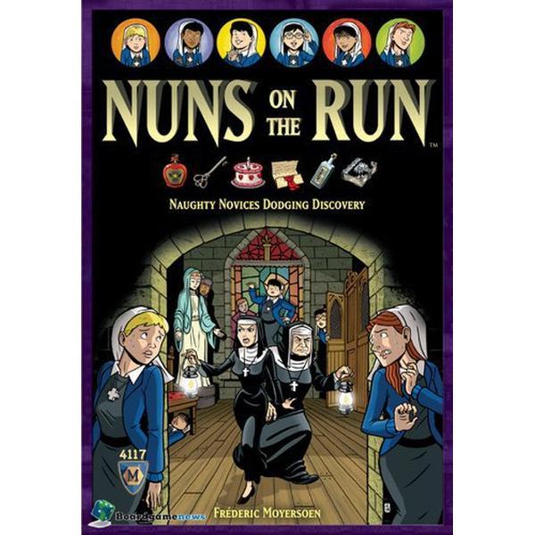 Mayfair Games Nuns on the Run