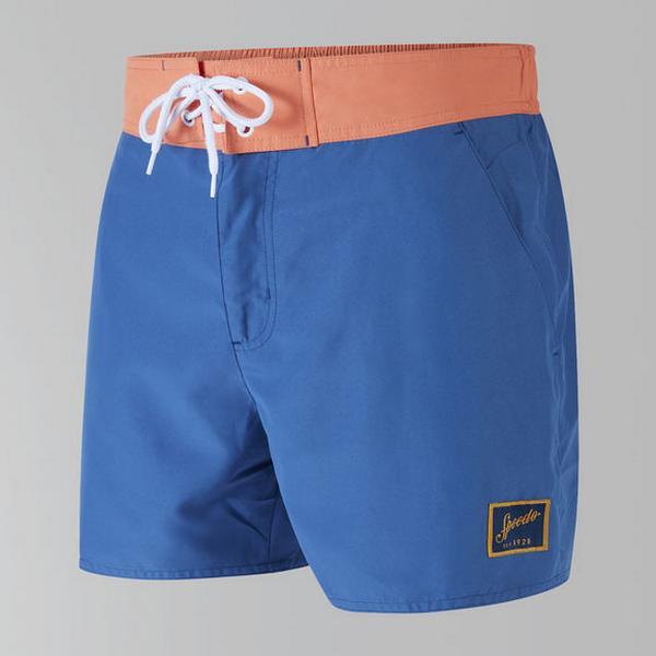 "Speedo Vintage Contrast 14"" Shorts"