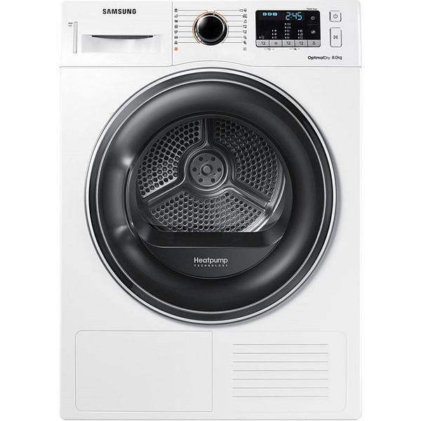 Samsung DV80M50102W/EE Vit