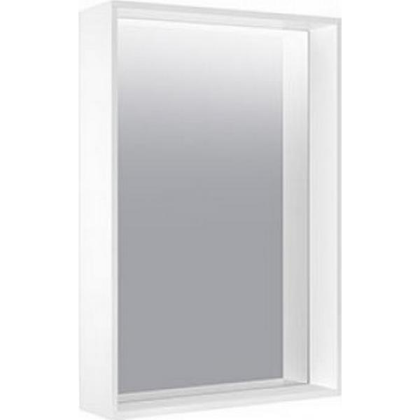 Keuco Badeværelsesspejl X-Line Crystal 500x105mm