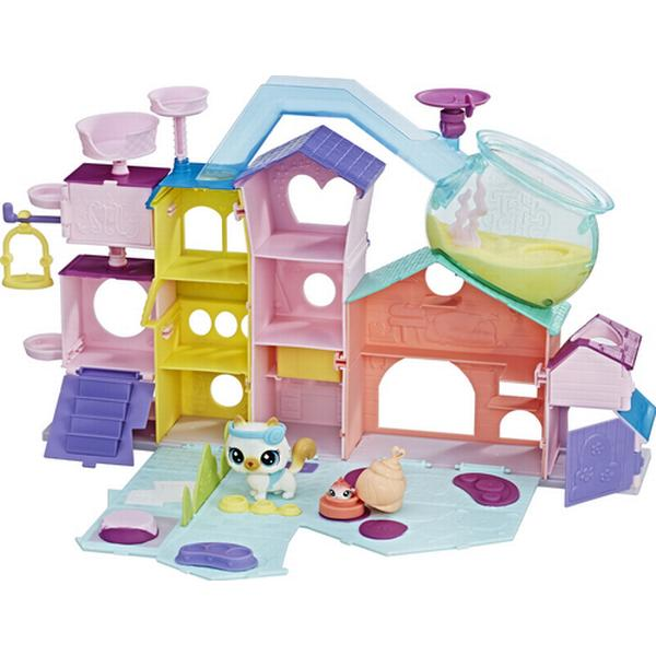 Hasbro Littlest Pet Shop Pet Ultimate Apartments C1158