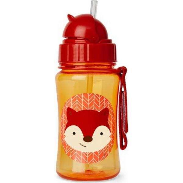 Skip Hop Zoo Straw Bottle Ferguson Fox
