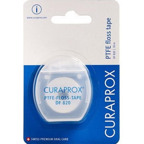 Curaprox DF 820 PTFE Floss Tape 35m
