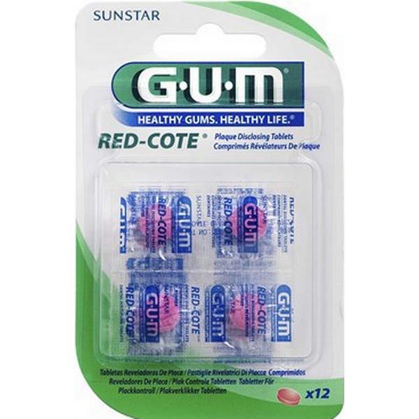 GUM Red-Cote 12pcs