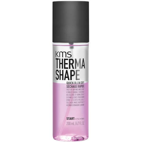 KMS California ThermaShape Quick Blow Dry 200ml
