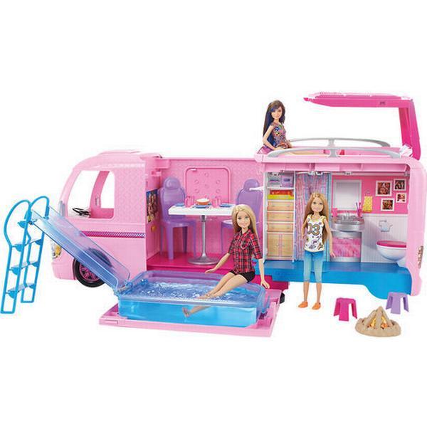 Mattel Barbie Campingvogn