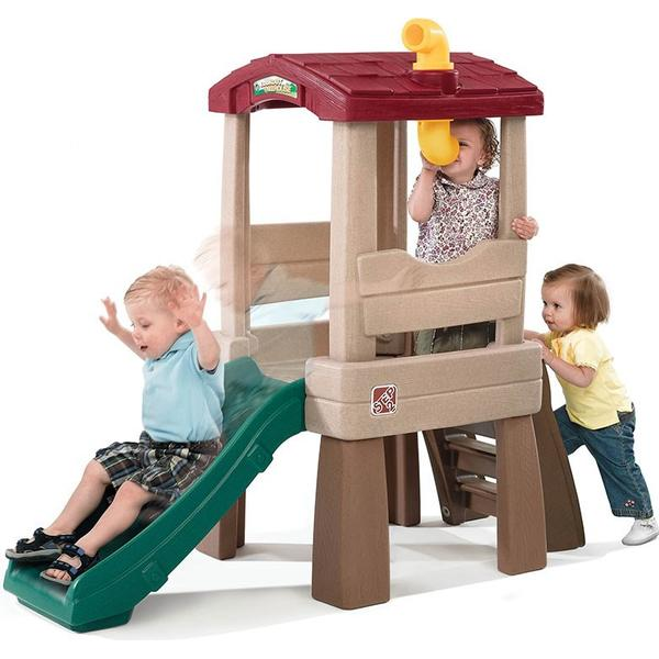Step2 Lookout Treehouse