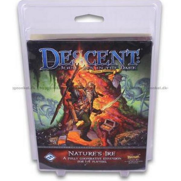 Fantasy Flight Games Descent: Journeys in the Dark Second Edition: Nature's Ire