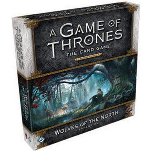Fantasy Flight Games A Game of Thrones: The Card Game (Second Edition): Wolves of the North