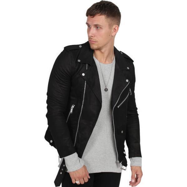 Junk de Luxe Jackson Jacket - Black