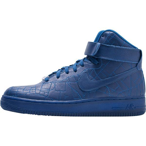 Nike Air Force High 1 High Force - Blauw 9c4948