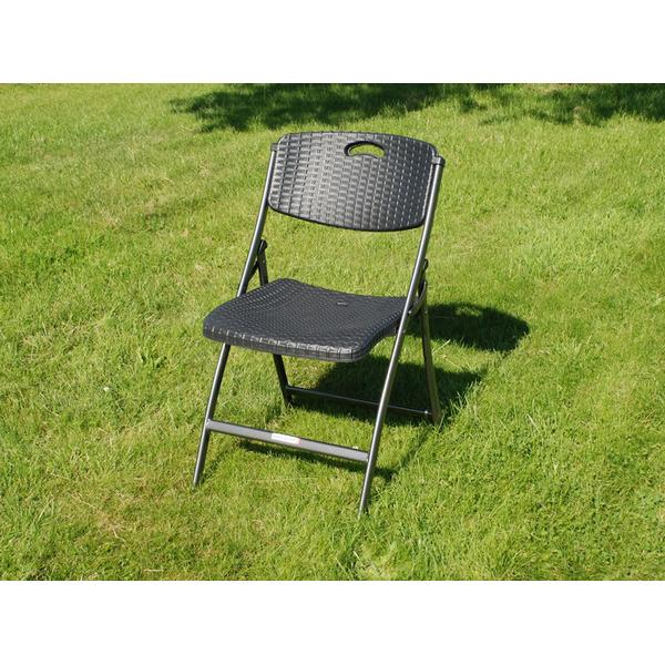 Dancover Klapstol 48x57x83cm 4 stk. Armløs stol