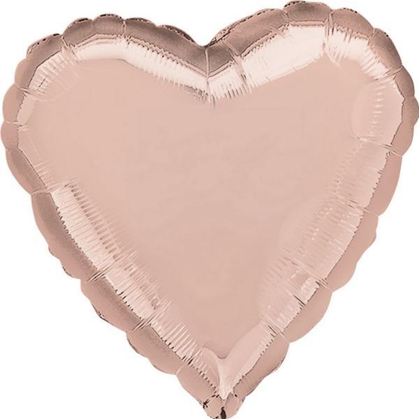 Amscan Heart Standard (3618601)