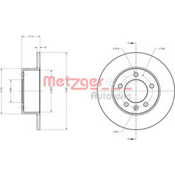 Metzger 6110011