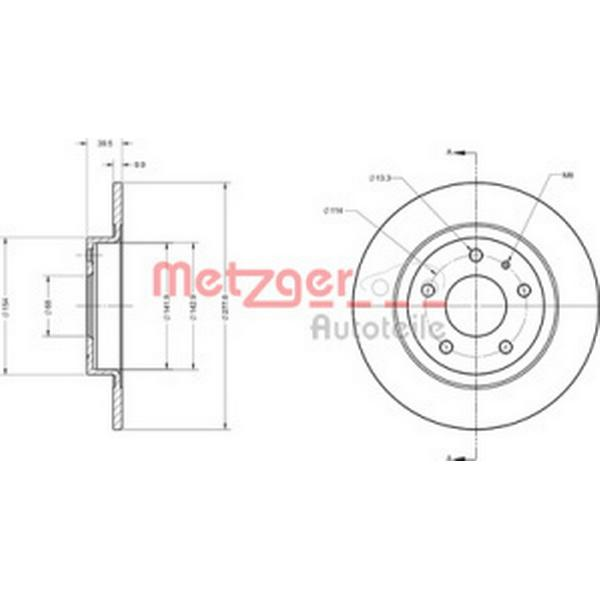 Metzger 6110740