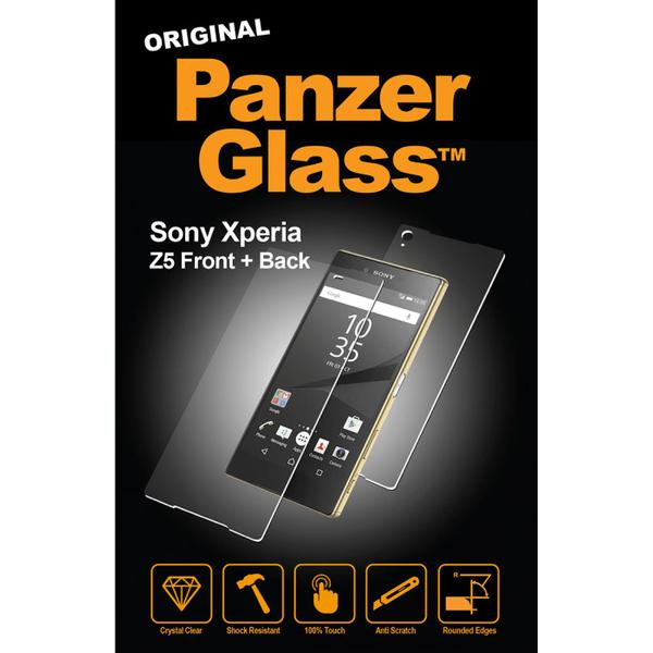 PanzerGlass Screen Protector Front/Back (Xperia Z5)
