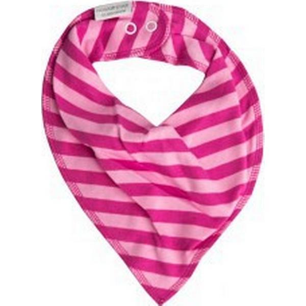 Nova Star Pink Striped Dry Bib
