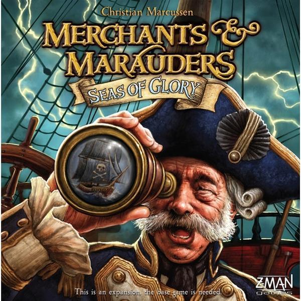 Z-Man Games Merchants & Marauders: Seas of Glory