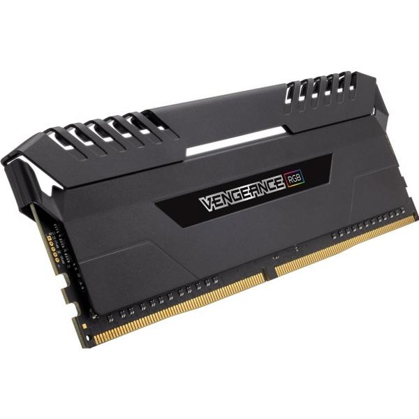 Corsair Vengeance RGB DDR4 3600MHz 8x8GB (CMR64GX4M8X3600C18)