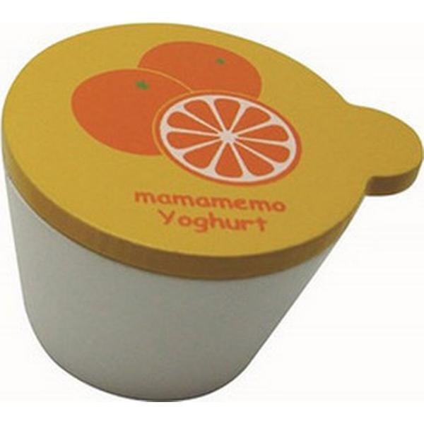 MaMaMeMo Små Yoghurt Appelsin