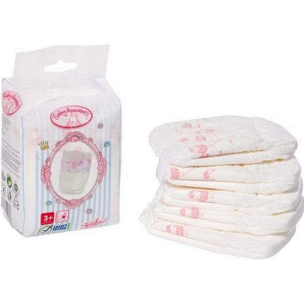 Baby Annabell Nappies 5pcs