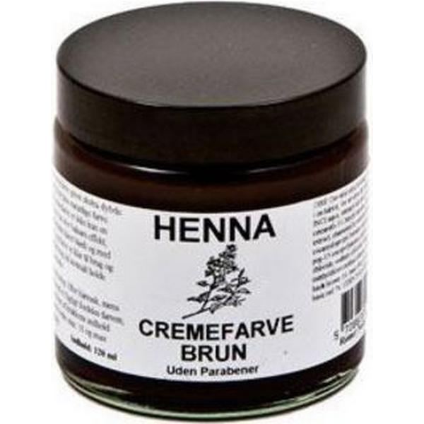 Romer Henna Cream Color Brown 120ml