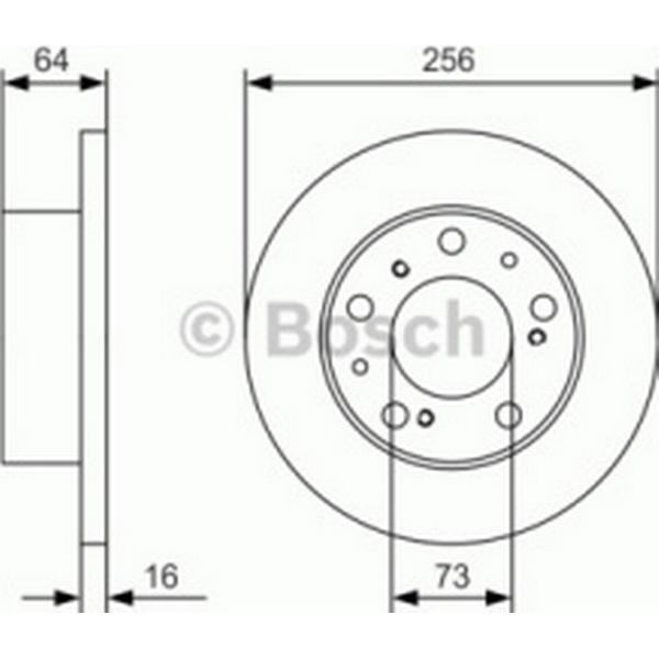 Bosch 0 986 479 A89