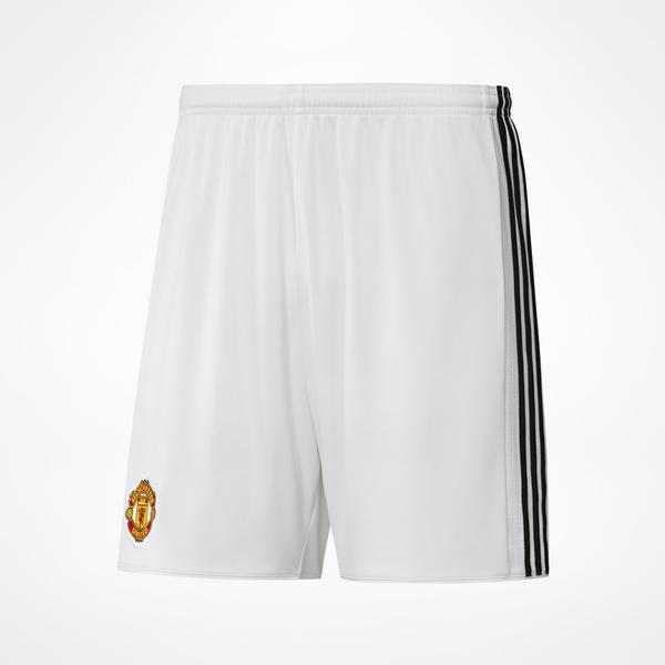 Adidas Manchester United Hjemmebaneshorts 17/18