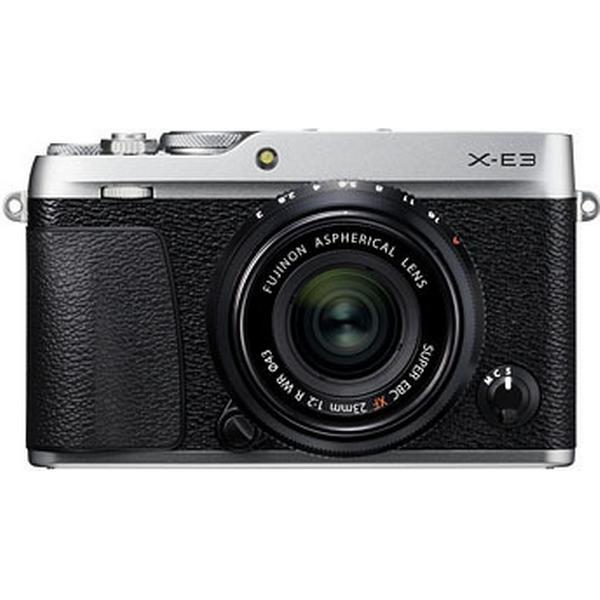 Fujifilm X-E3 + 23mm