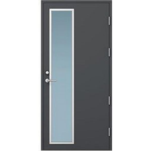 Kaski Design Mumbai Ytterdörr Klarglas S 0502-Y V (90x210cm)